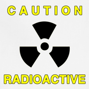 Caution Radioactive - Adjustable Apron
