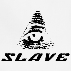 Slave to the Illuminati - Adjustable Apron