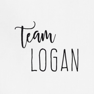 Team Logan - Adjustable Apron