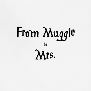Muggle to Mrs. - Adjustable Apron