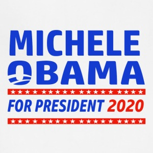 Michelle Obama 2020 designs - Adjustable Apron