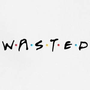 Wasted Friends - Adjustable Apron