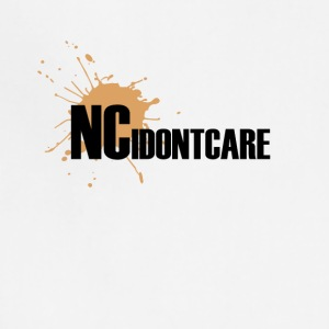 NC IDONTCARE - Adjustable Apron