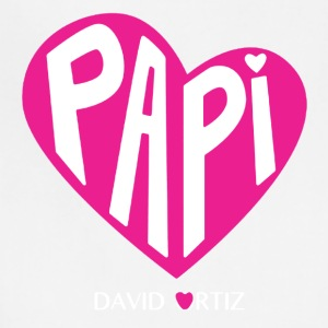 Pink Papi Love Official David Ortiz Shirt - Adjustable Apron