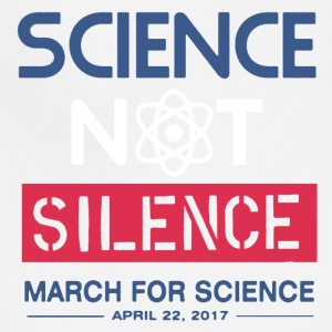 March For Science Shirt - Adjustable Apron
