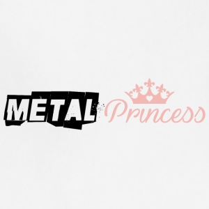 Metal Princess - Adjustable Apron