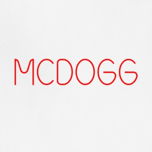 MCDOGG long tee - Adjustable Apron