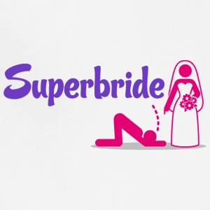 Super Bride! - Adjustable Apron