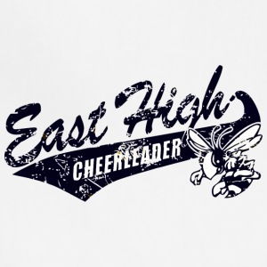 East High CHEERLEADER - Adjustable Apron