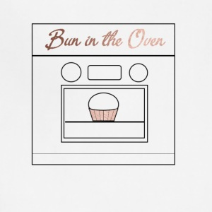 Bun in the Oven - Adjustable Apron