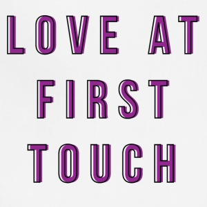 LOVE AT FIRST TOUCH - Adjustable Apron