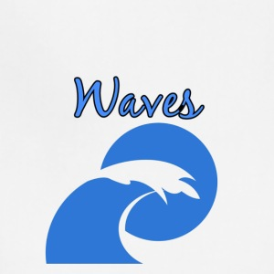 Waves - Adjustable Apron