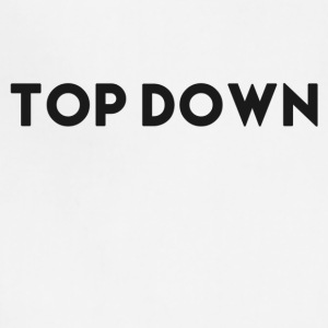 TopDownCo - Adjustable Apron