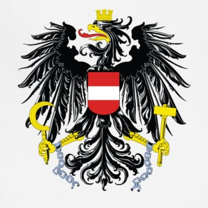 National Coat Of Arms Of Austria - Adjustable Apron