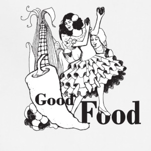 good food - Adjustable Apron