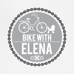bike with elena - Adjustable Apron