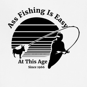Ass Fishing Since 1966 - Adjustable Apron