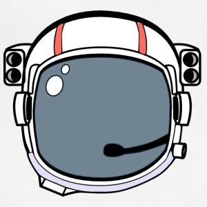 Astronaut Helmet - Adjustable Apron