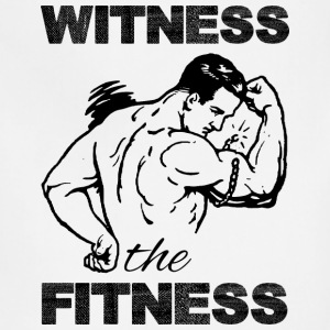 Witness The Fitness - Adjustable Apron