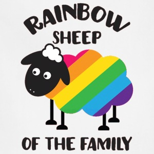 Rainbow Sheep Of The Family LGBT Pride - Adjustable Apron