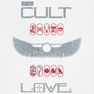 THE CULT LOVE SHIRT - Adjustable Apron