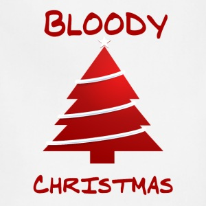 BLOODY CHRISTMAS - Adjustable Apron
