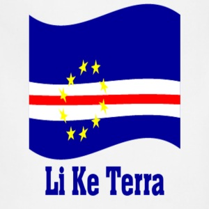 Cape verdian Flag - Adjustable Apron