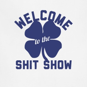 welcome shit show - Adjustable Apron