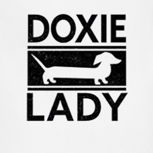 Doxie lady shirts - Adjustable Apron