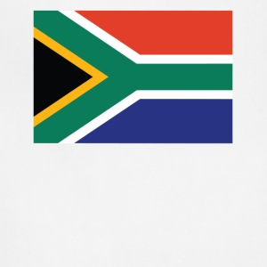 Flag of South Africa Cool South African Flag - Adjustable Apron