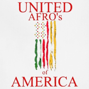 UNITED AFRO'S OF AMERICA - Adjustable Apron