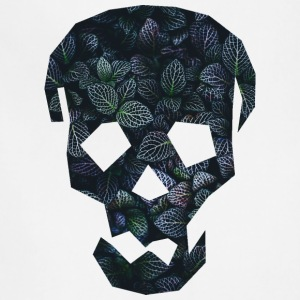 Leafy Skull - Adjustable Apron