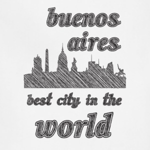 BUENOS AIRES Best city in the world - Adjustable Apron
