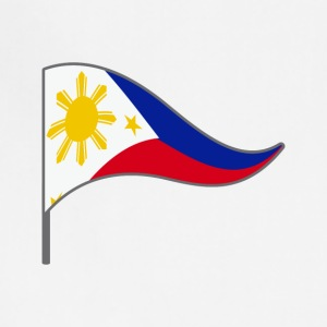 Philippines Manila Filipino Flag Banner Flags - Adjustable Apron
