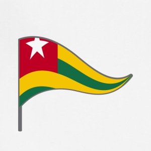 Togo Africa Flag Banner Flags Ensigns repuplic - Adjustable Apron
