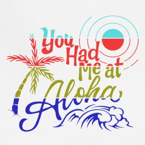 Aloha - Adjustable Apron