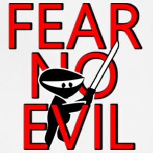 FEAR NO EVIL - Adjustable Apron