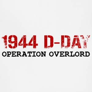 1944 D-Day Operation Overlord (Red) - Adjustable Apron