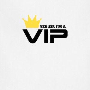 yes sir I'm a VIP - Adjustable Apron