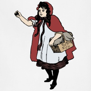 Red Riding Hood - Adjustable Apron
