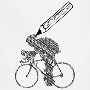 cycling drawing - Adjustable Apron