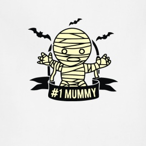 Mummy Monster - Adjustable Apron