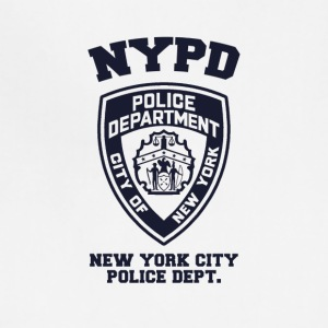 NYPD Hoodie [GR] - Adjustable Apron