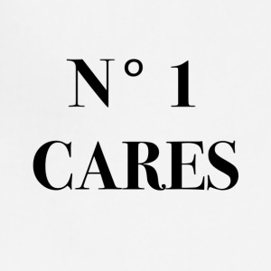 no one cares - Adjustable Apron