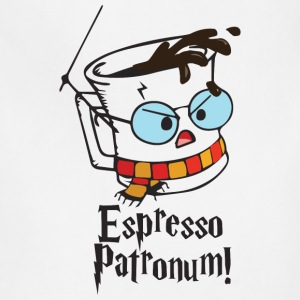 Espresso Patronum - Adjustable Apron