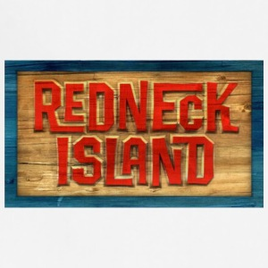 Redneck Island - Adjustable Apron