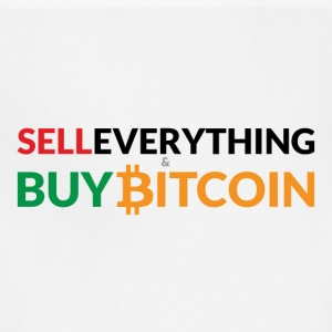 Buy Bitcoin (& Sell Everything) - Adjustable Apron
