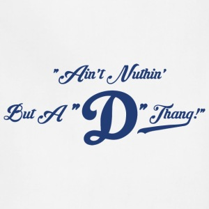 D THANG - Adjustable Apron