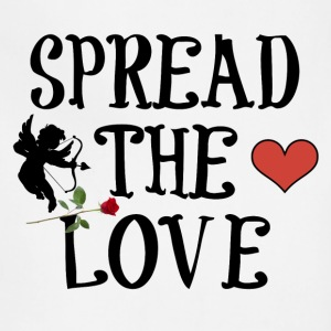 SPREAD THE LOVE - Adjustable Apron