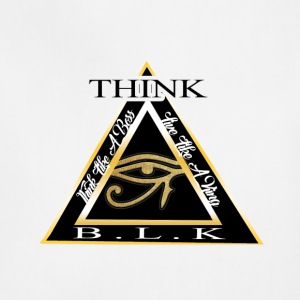 Think B.L.K. (The Vision) - Adjustable Apron